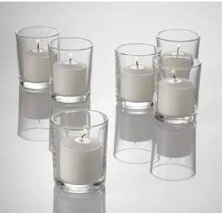 Votive Candle Holder | Hire for Wedding | Cumbria | Manchester | Newcastle