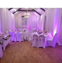 White  Chair Covers | Wedding & Events | Carlisle | Cumbria | Lake District | Gretna | Newcastle | Muncaster Castle | North West